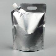 定制2L洗衣液袋