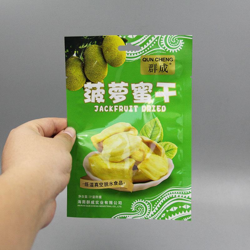 菠萝蜜果干袋