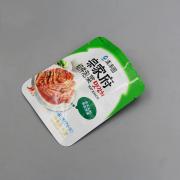 三边封铝箔袋40g泡菜